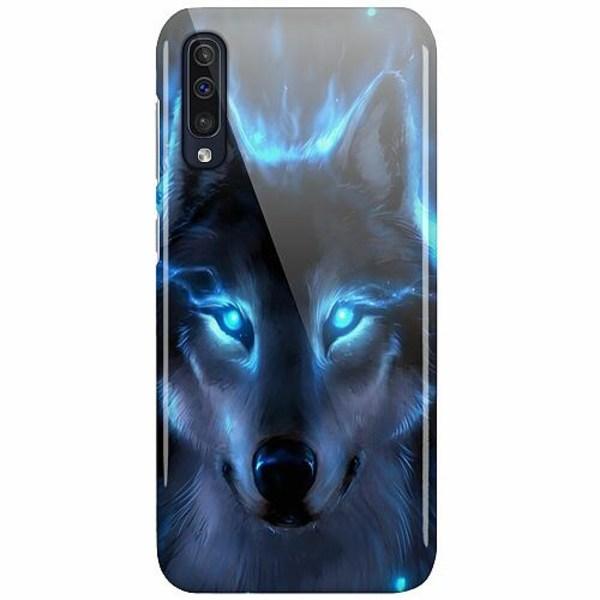Samsung Galaxy A50 LUX Mobilskal (Glansig) Wolf