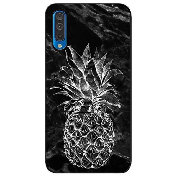 Samsung Galaxy A50 Mobilskal Marmor Ananas