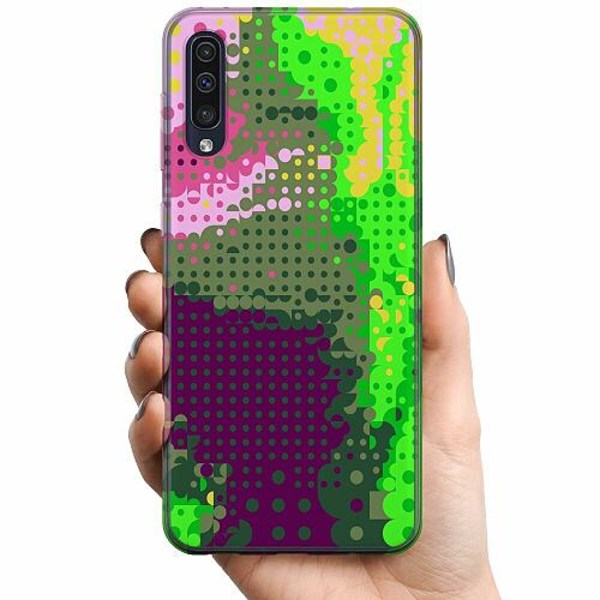 Samsung Galaxy A50 TPU Mobilskal Bitsbits