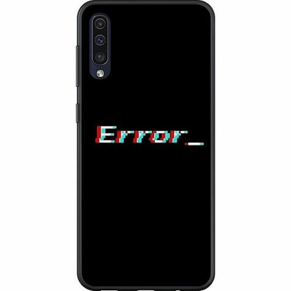 Samsung Galaxy A50 TPU Mobilskal Error