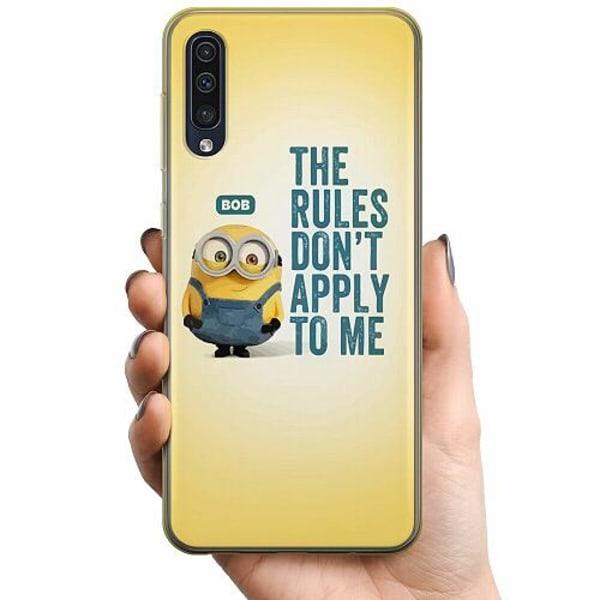 Samsung Galaxy A50 TPU Mobilskal Minions