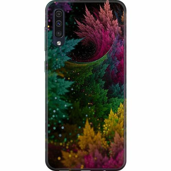 Samsung Galaxy A50 TPU Mobilskal PixyDust