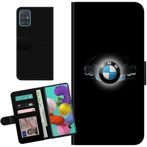 Samsung Galaxy A51 Billigt Fodral BMW