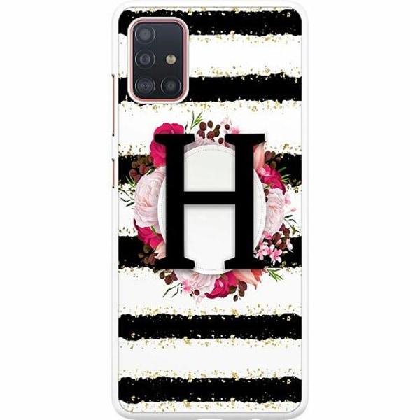 Samsung Galaxy A51 Hard Case (Vit) H