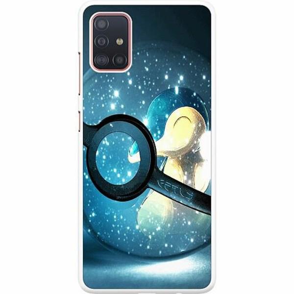 Samsung Galaxy A51 Hard Case (Vit) Pokemon