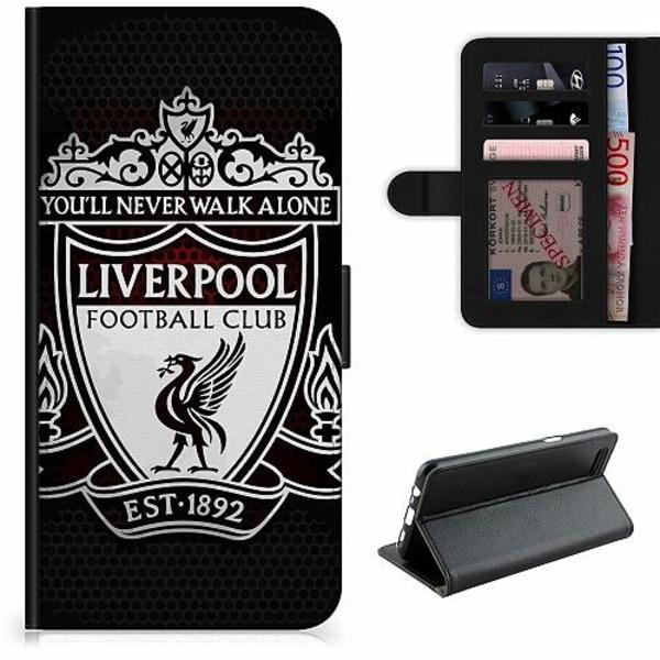Samsung Galaxy S9+ Lyxigt Fodral Liverpool L.F.C.