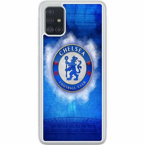 Samsung Galaxy A51 Soft Case (Frostad) Chelsea