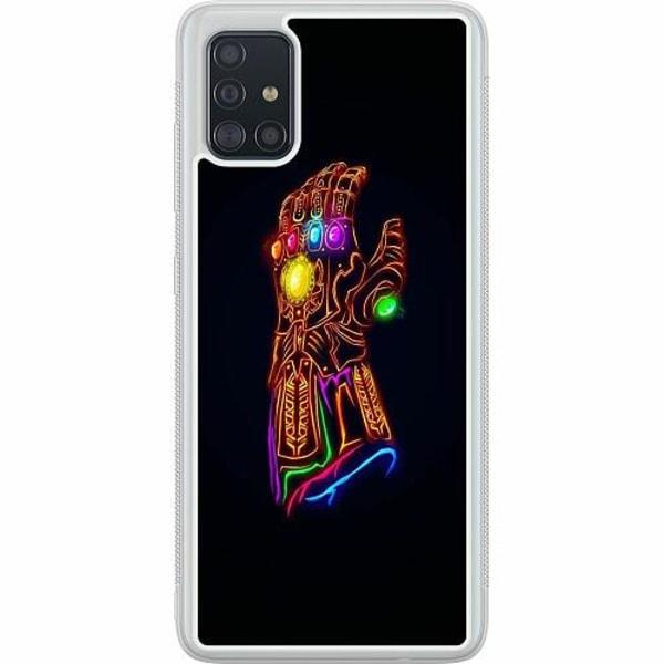 Samsung Galaxy A51 Soft Case (Frostad) Fortnite Thanos