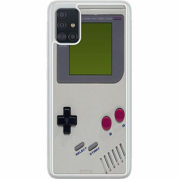 Samsung Galaxy A51 Soft Case (Frostad) Game