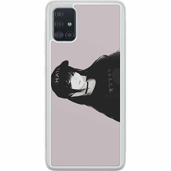 Samsung Galaxy A51 Soft Case (Frostad) Juice WRLD