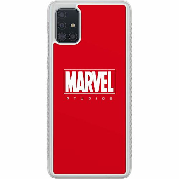 Samsung Galaxy A51 Soft Case (Frostad) Marvel Studios