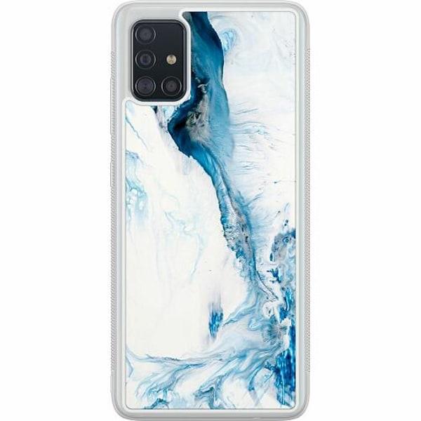 Samsung Galaxy A51 Soft Case (Frostad) Vision