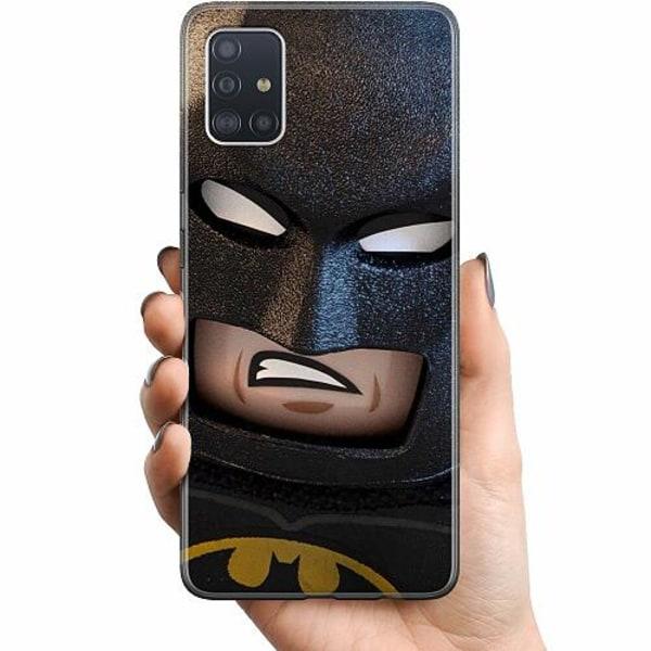 Samsung Galaxy A51 TPU Mobilskal Angry