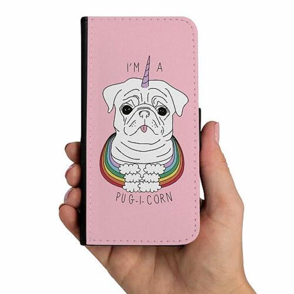 Samsung Galaxy A20s Mobilskalsväska UNICORN