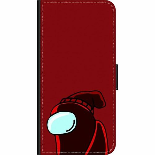 Sony Xperia 10 Plus Wallet Case Among Us 2021
