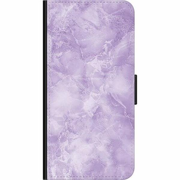 Samsung Galaxy A6 (2018) Wallet Case Marmor