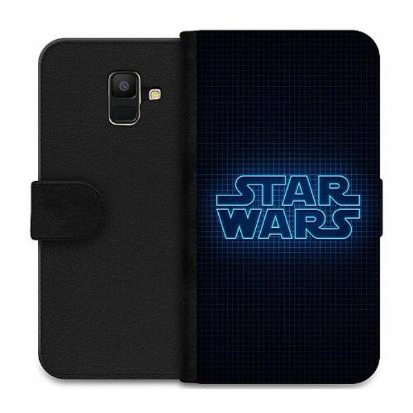 Samsung Galaxy A6 (2018) Wallet Case Star Wars