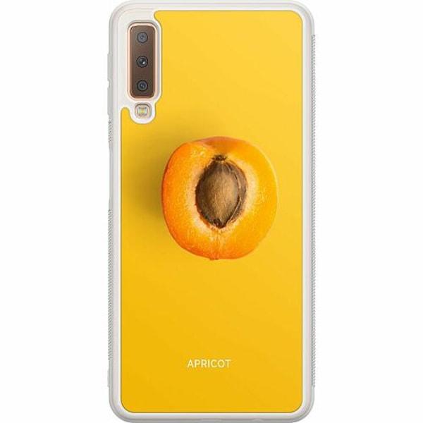 Samsung Galaxy A7 (2018) Soft Case (Frostad) Apricot