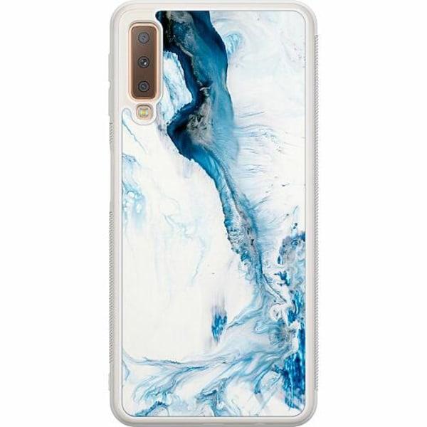 Samsung Galaxy A7 (2018) Soft Case (Frostad) Vision
