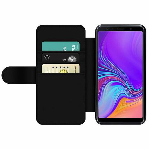 Samsung Galaxy A7 (2018) Wallet Slim Case Game of Thrones