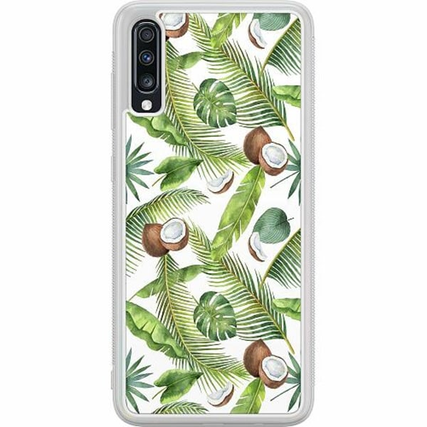Samsung Galaxy A70 Soft Case (Frostad) Coco Loco