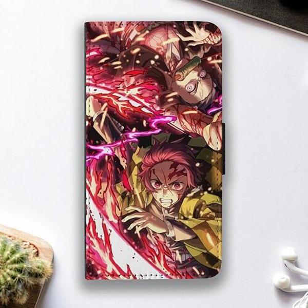Samsung Galaxy A02s Fodralskal Demon Slayer