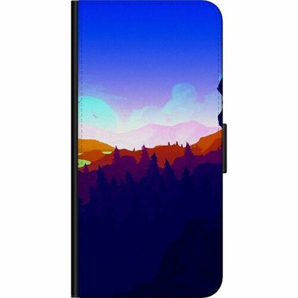 Apple iPhone XS Max Fodralväska Pattern