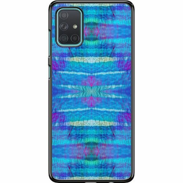 Samsung Galaxy A71 Hard Case (Svart) Almost There