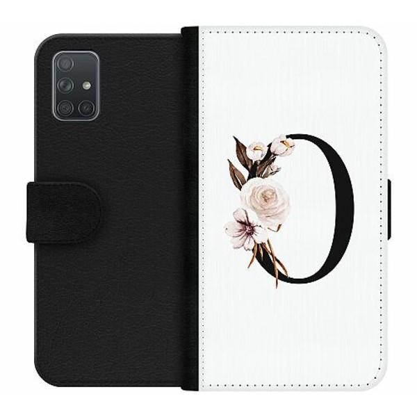 Samsung Galaxy A71 Wallet Case Bokstäver