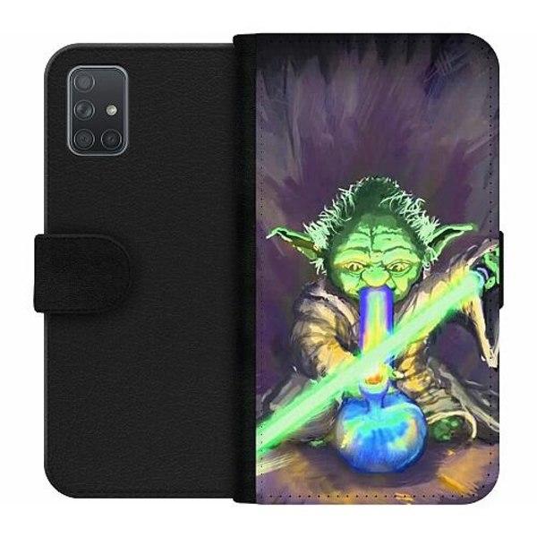Samsung Galaxy A71 Wallet Case Star Wars