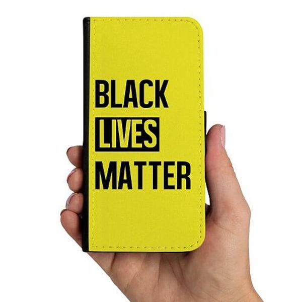 Samsung Galaxy A50 Mobilskalsväska Black Lives Matter