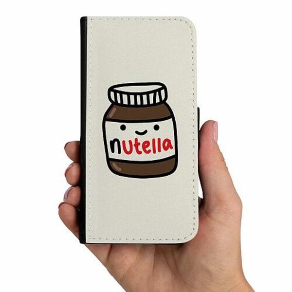 Samsung Galaxy Alpha Mobilskalsväska Nutella