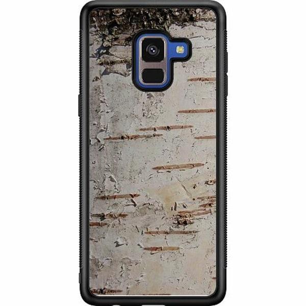 Samsung Galaxy A8 (2018) Soft Case (Svart) Björk