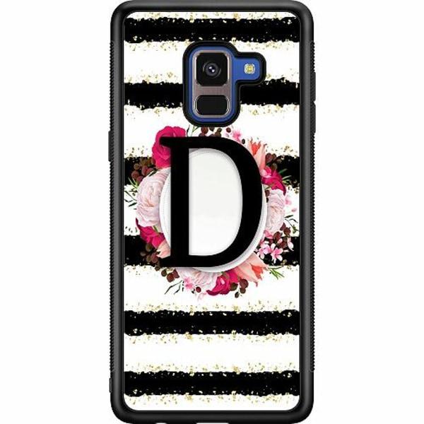 Samsung Galaxy A8 (2018) Soft Case (Svart) D