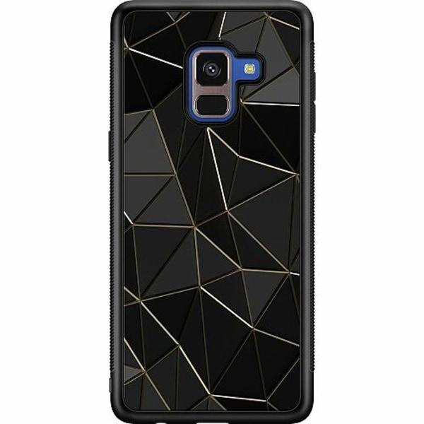 Samsung Galaxy A8 (2018) Soft Case (Svart) Midnight