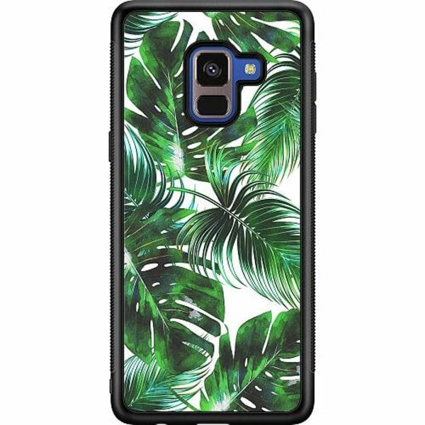 Samsung Galaxy A8 (2018) Soft Case (Svart) Palmera