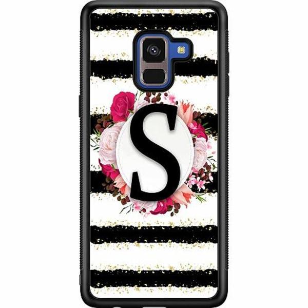 Samsung Galaxy A8 (2018) Soft Case (Svart) S