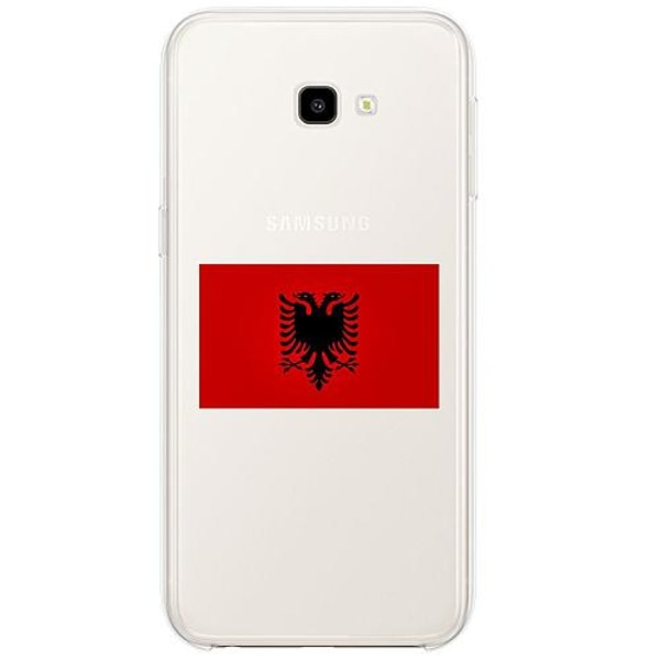 Samsung Galaxy J4 Plus (2018) Thin Case Albanien