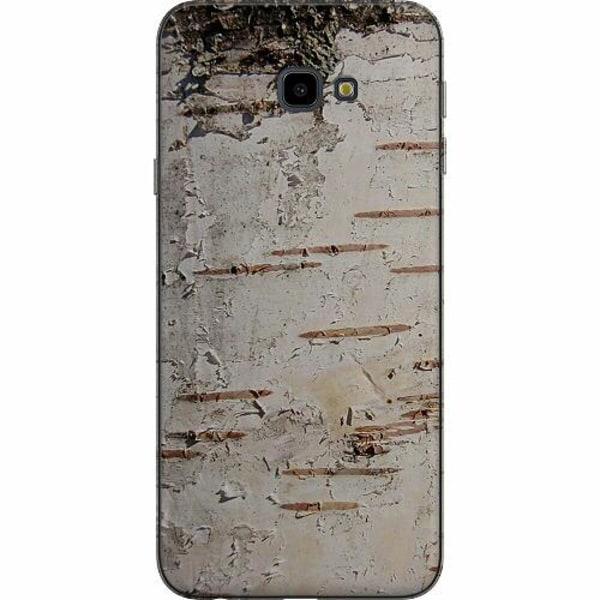 Samsung Galaxy J4 Plus (2018) TPU Mobilskal Björk