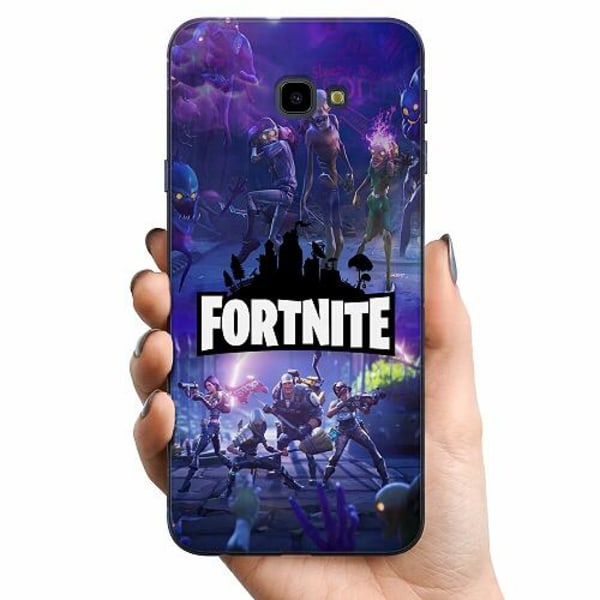 Samsung Galaxy J4 Plus (2018) TPU Mobilskal Fortnite
