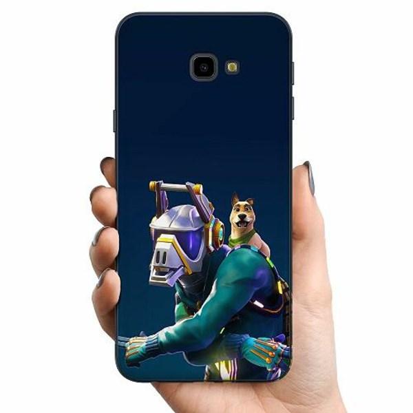 Samsung Galaxy J4 Plus (2018) TPU Mobilskal Fortnite Dj Yonder
