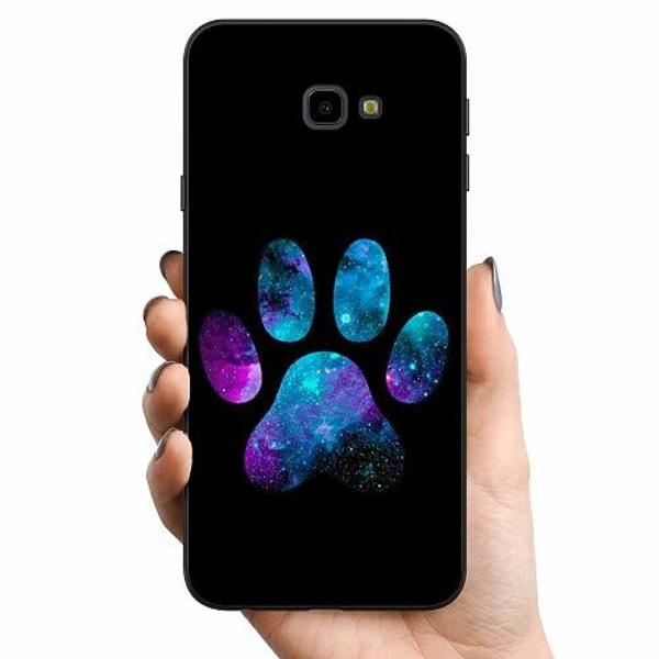 Samsung Galaxy J4 Plus (2018) TPU Mobilskal Galaxy Paw