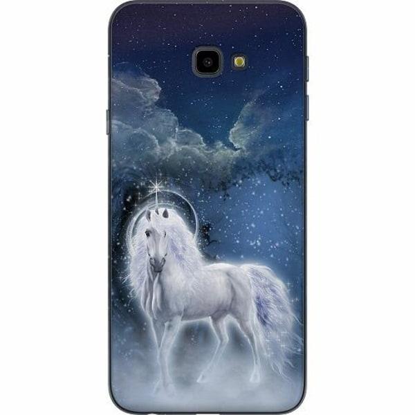 Samsung Galaxy J4 Plus (2018) TPU Mobilskal Magical Horse