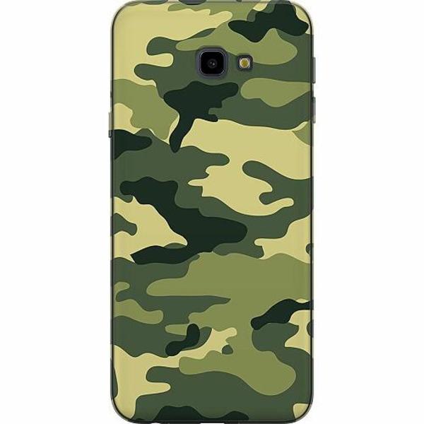 Samsung Galaxy J4 Plus (2018) TPU Mobilskal Military