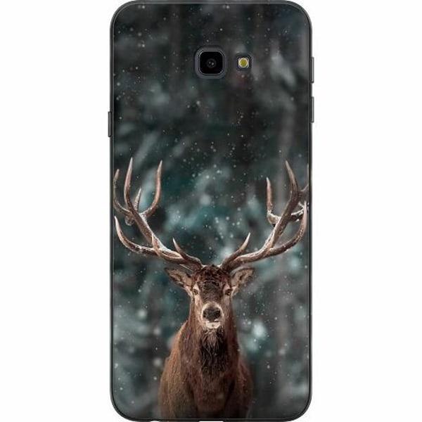 Samsung Galaxy J4 Plus (2018) TPU Mobilskal Oh Deer
