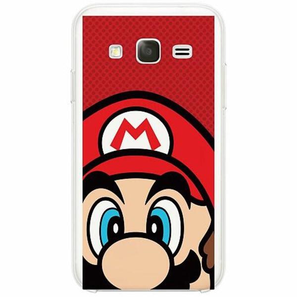 Samsung Galaxy J5 Firm Case Mario