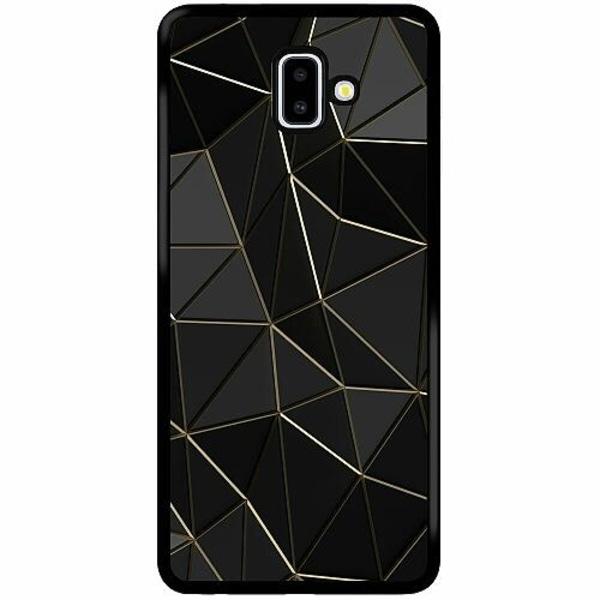 Samsung Galaxy J6 Plus (2018) Soft Case (Svart) Midnight