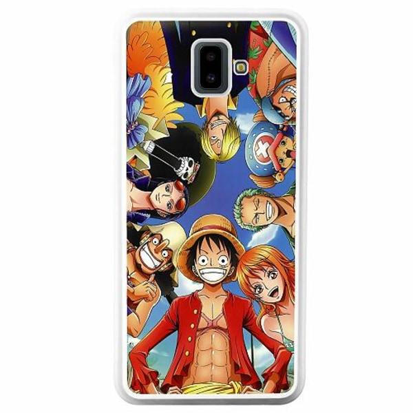 Samsung Galaxy J6 Plus (2018) Soft Case (Vit) Anime