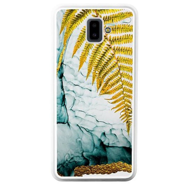 Samsung Galaxy J6 Plus (2018) Soft Case (Vit) Havana