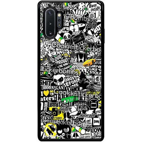 Samsung Galaxy Note 10 Plus Heavy Duty 2IN1 Stickers